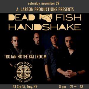 DFH - Live at Trojan Hotel Ballroom at O' Brien's Public House, Troy, NY
